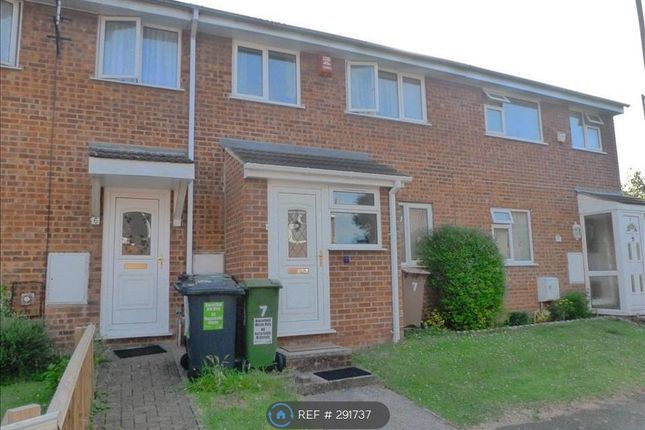 3 bed terraced house to rent in Lawford Close, Luton
