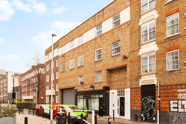 Old Castle Street, Spitalfields, London E1