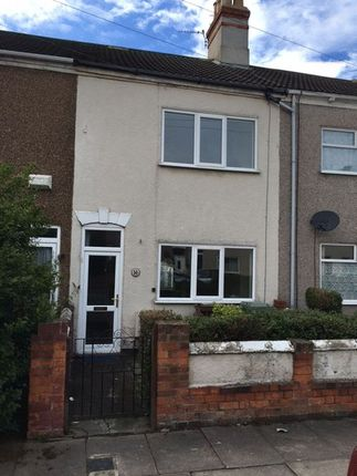 Thumbnail Terraced house to rent in Edward Street, Grimsby