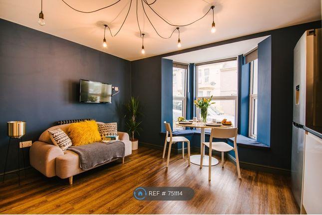 Living Room of Mutley, Devon United Kingdom PL4