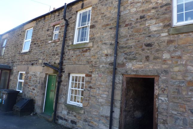 Thumbnail Terraced house for sale in Parkers Terrace, Haydon Bridge, Hexham