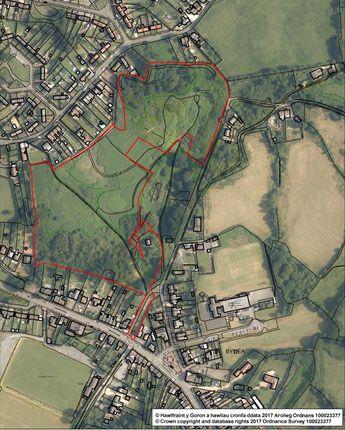 Thumbnail Land for sale in Bynea, Llanelli
