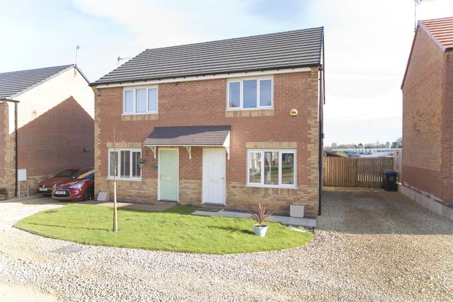 2 bed semi-detached house for sale in Shinwell Drive, Peterlee SR8