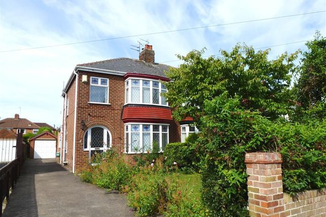 3 bed semi-detached house to rent in Worsall Grove, Hartburn, Stockton-On-Tees TS18
