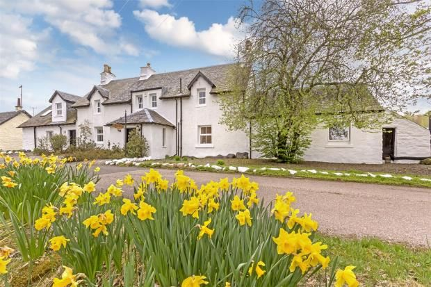 Thumbnail Detached house for sale in Liangarstan House, Killin, Perthshire