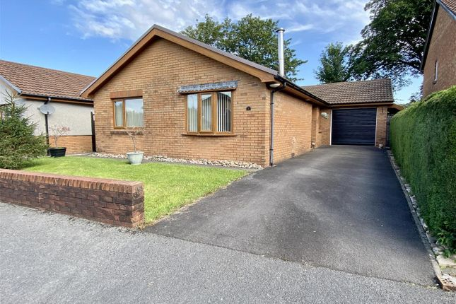 Thumbnail Detached bungalow for sale in Glan Yr Afon, Tirydail, Ammanford