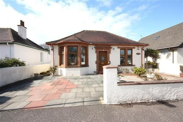 Thumbnail Bungalow for sale in Golf Place, Troon