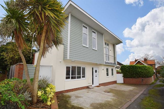 Thumbnail Detached house for sale in Carlton Avenue, Westcliff-On-Sea, Essex