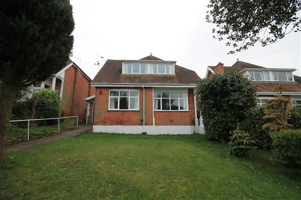Thumbnail Detached house to rent in 5/6 Bed Detached House, Lower Parkstone