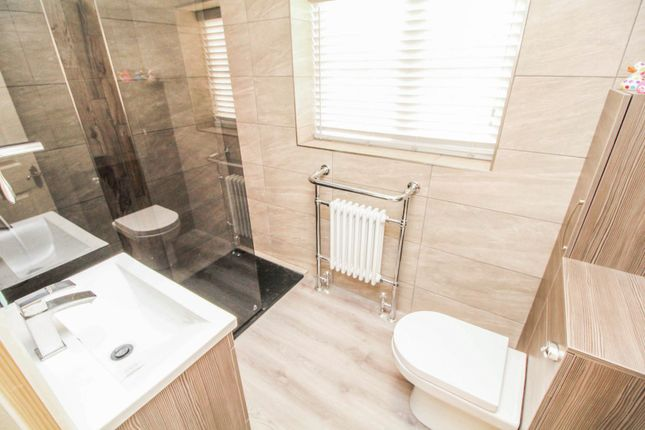 Shower Room of The Crescent, Cookley, Kidderminster DY10