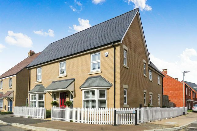 Thumbnail Detached house for sale in Rutherford Way, Biggleswade