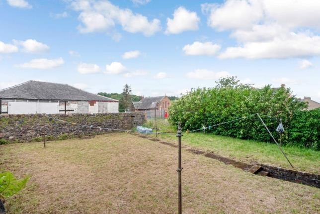 Communal Gardens of Murdieston Street, Greenock, Inverclyde PA15
