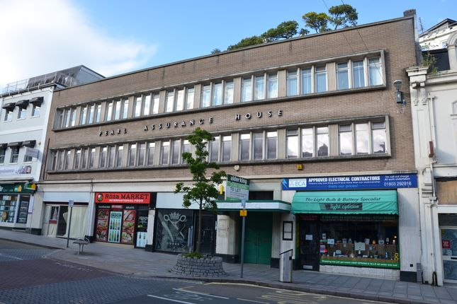 Thumbnail Office for sale in Union Street, Torquay