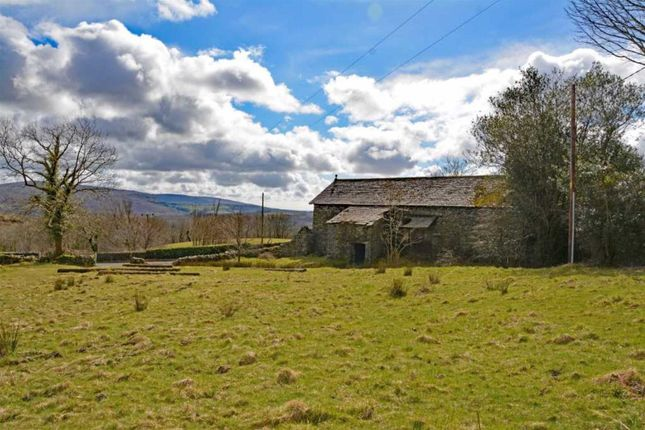 Thumbnail Barn conversion for sale in Woodland, Broughton-In-Furness