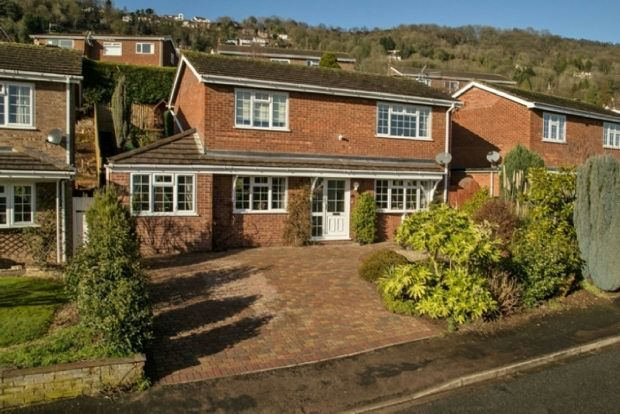 Thumbnail Detached house to rent in 10 Lime Tree Avenue, Fruitlands, Malvern