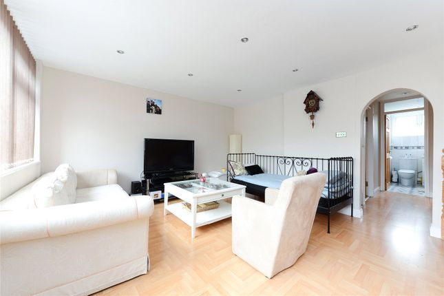 Thumbnail End terrace house to rent in Shirley Row, Avenue Road, South Norwood