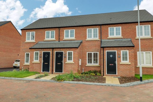 Thumbnail Terraced house for sale in Geldart Avenue, South Cave, Brough