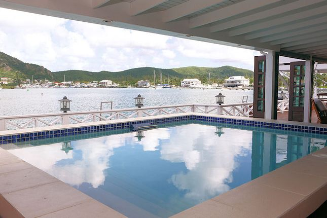 Thumbnail Villa for sale in Jolly House, Jolly Harbour, Antigua And Barbuda