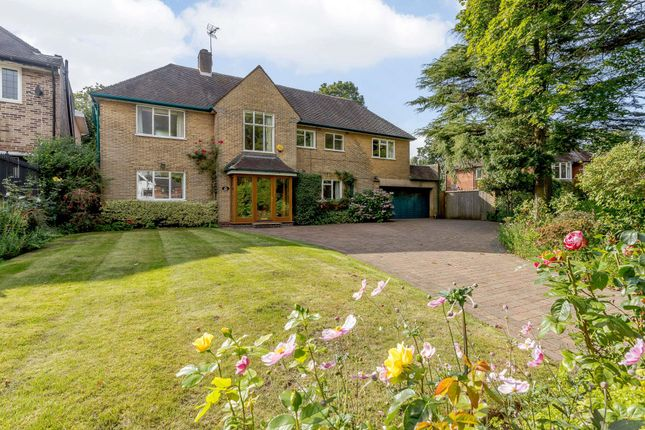 Thumbnail Detached house for sale in Lordswood Road, Birmingham