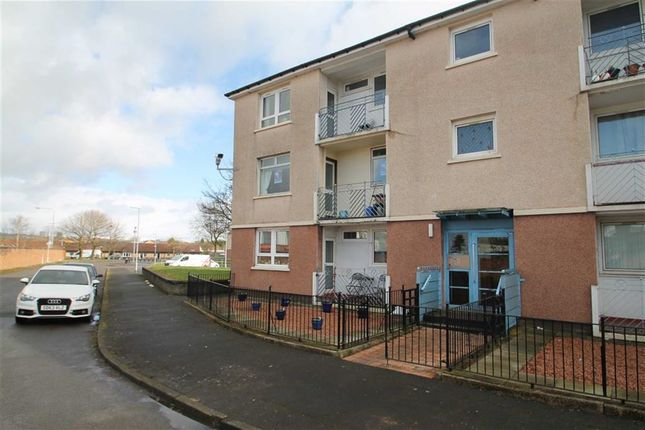 Thumbnail Flat for sale in Halley Place, Yoker, Glasgow