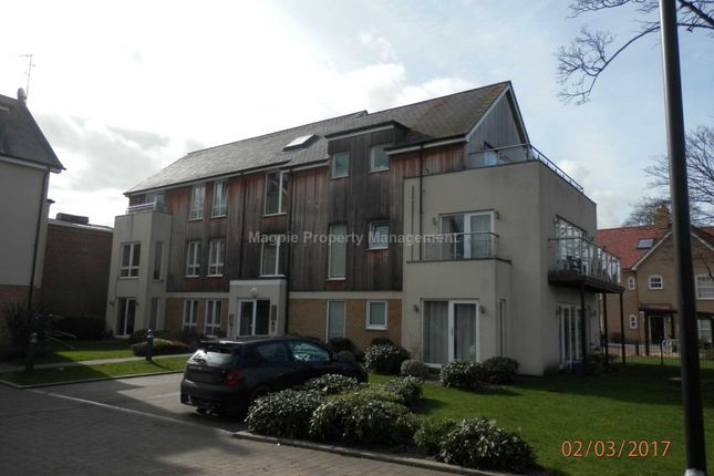 Thumbnail Flat to rent in Dovehouse Close, St. Neots