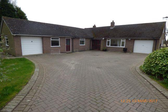 Thumbnail Bungalow to rent in The Bungalow, Bullocks End Farm, Drayton Lane, Drayton Bassett, Tamworth