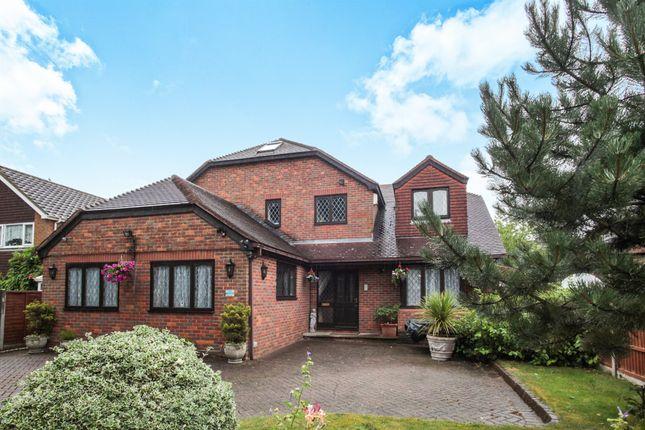 Thumbnail Detached house for sale in Folly Lane, Caddington, Luton