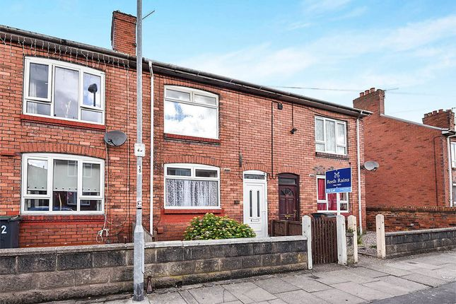 Thumbnail Property to rent in Fletcher Road, Stoke-On-Trent