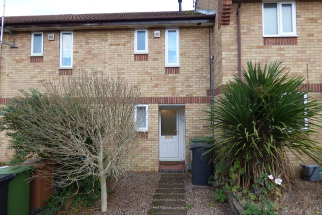 Thumbnail Terraced house to rent in Lansdowne Walk, Orton Longueville