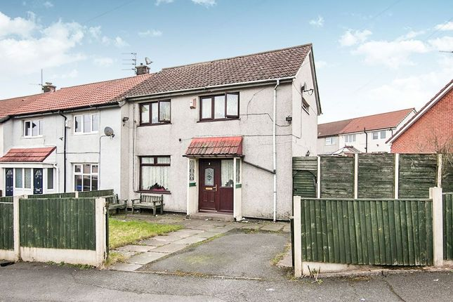 Thumbnail Semi-detached house for sale in Ashburton Close, Hyde