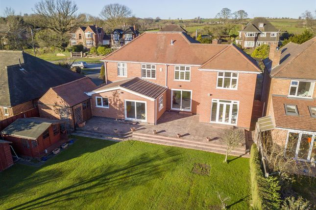 Thumbnail Detached house for sale in Derby Road, Risley, Derbyhire