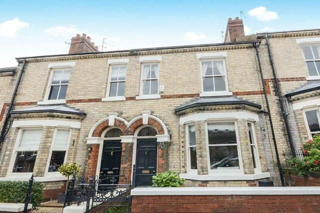 Thumbnail Terraced house to rent in Norfolk Street, York