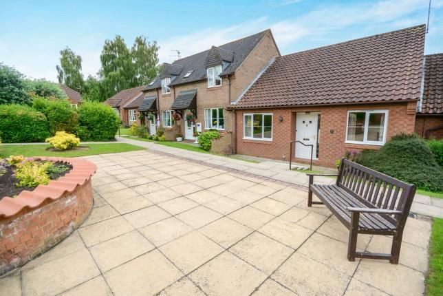 Thumbnail Bungalow for sale in Heritage Court, Navenby, Lincoln, Lincolnshire
