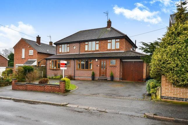 Thumbnail Detached house for sale in Longdale Avenue, Ravenshead, Nottingham, Nottinghamshire