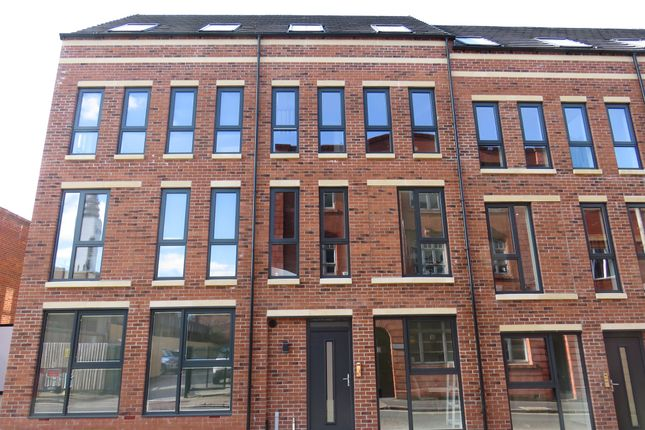 Thumbnail Town house for sale in Northwood Street, Hockley, Birmingham