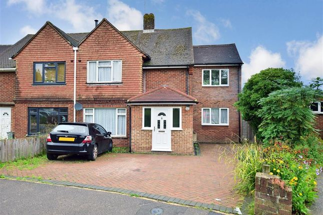 Thumbnail Semi-detached house for sale in Waterdown Road, Tunbridge Wells, Kent