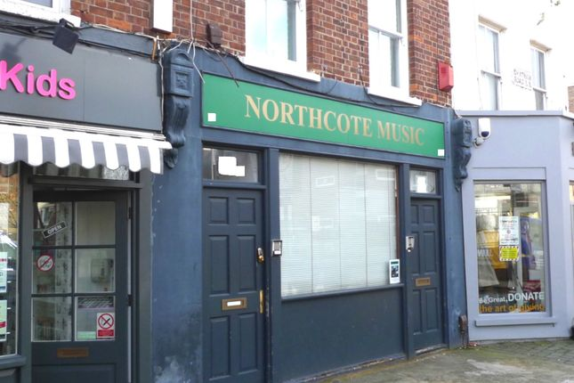 Thumbnail Retail premises to let in Chatham Road, Clapham