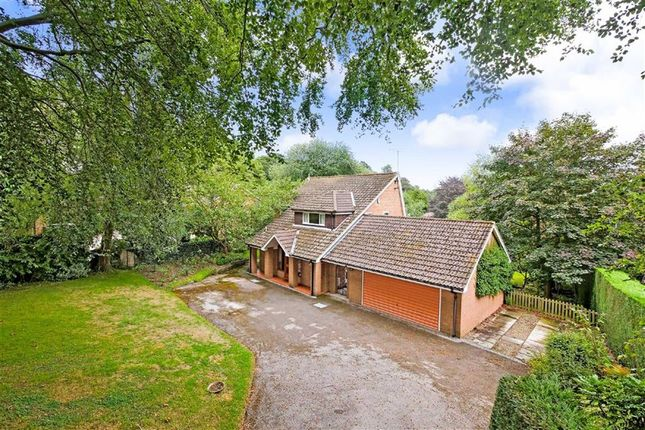 Thumbnail Detached house for sale in Lands Lane, Knaresborough, North Yorkshire