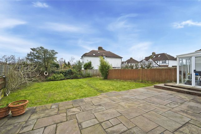 Rear Garden of Esher Road, East Molesey, Surrey KT8