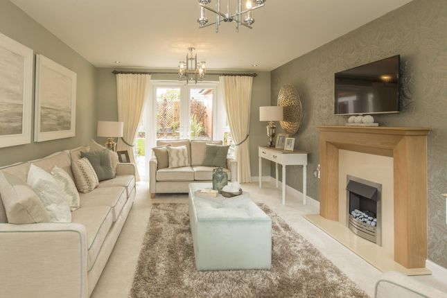 """Thumbnail Detached house for sale in """"Alnwick"""" at Kingfisher Road, Evercreech, Shepton Mallet"""