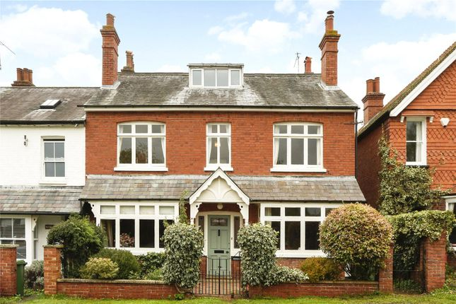 Thumbnail End terrace house for sale in Willow Green, North Holmwood, Dorking, Surrey