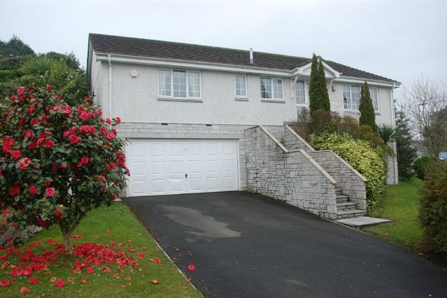 Thumbnail Detached bungalow for sale in Kent Avenue, Carlyon Bay, St Austell