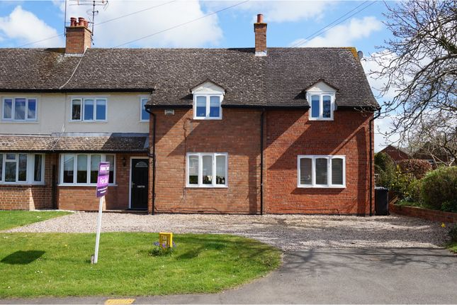 Thumbnail Semi-detached house for sale in Moreton Morrell, Warwick