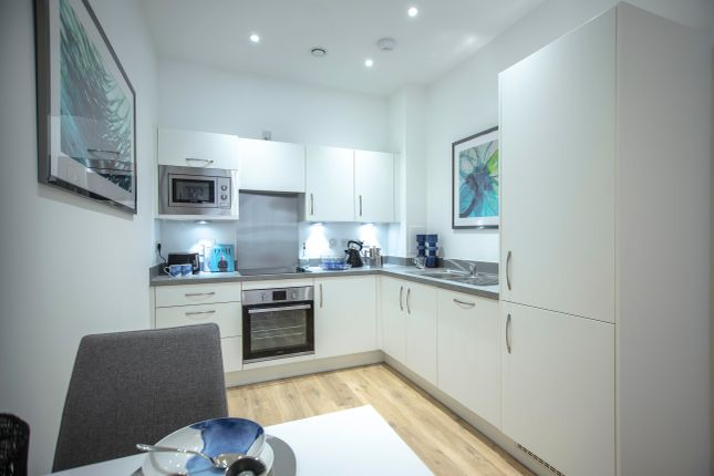 1 bedroom flat for sale in Priory Road, London