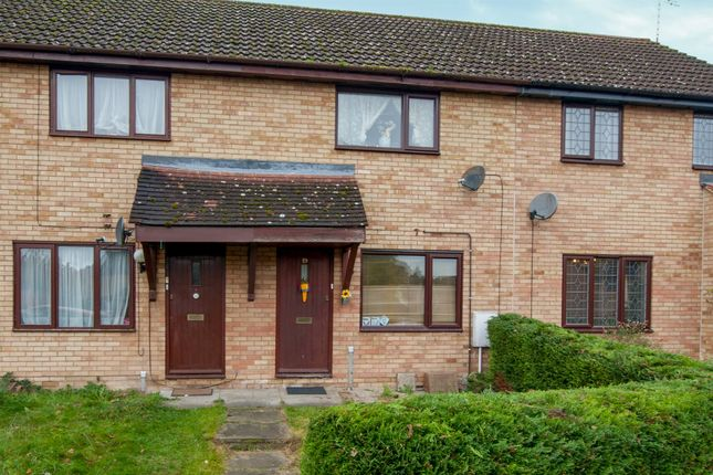 Thumbnail Terraced house for sale in Ash Close, Brandon