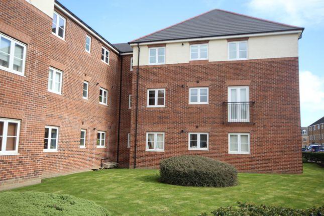 Thumbnail Flat for sale in Dukesfield, Earsdon View