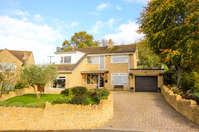 Thumbnail Detached house for sale in Highlands Drive, North Nibley, Gloucestershire
