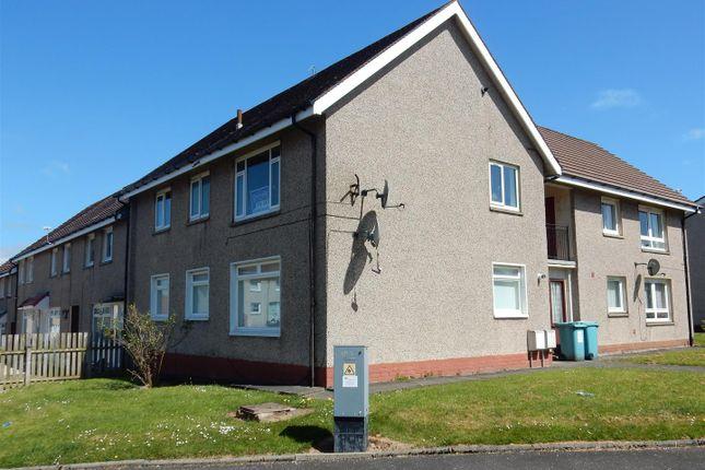 Thumbnail Flat to rent in Grange Avenue, Wishaw