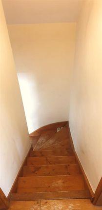 Stairs of Sheepy Road, Sibson, Nuneaton CV13