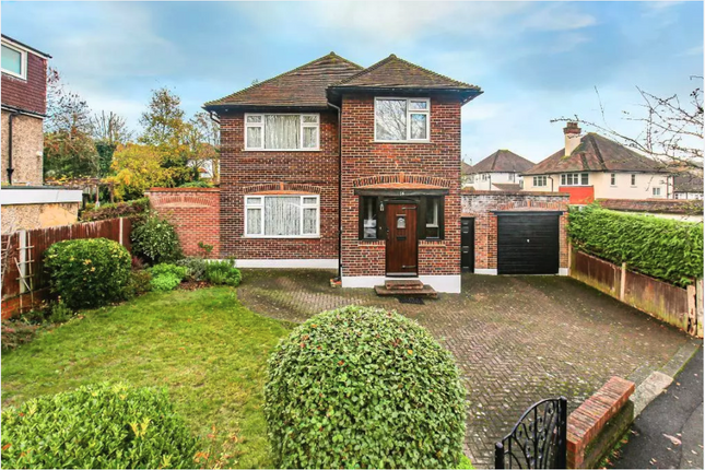 Thumbnail Terraced house to rent in Carlton Road, South Croydon, Surrey